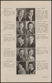 Page 13, 1934 Edition, Grinnell High School - Grinnellian Yearbook (Grinnell, IA) online yearbook collection