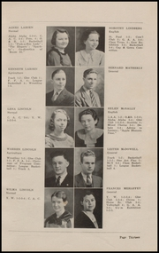 Page 15, 1934 Edition, Grinnell High School - Grinnellian Yearbook (Grinnell, IA) online yearbook collection