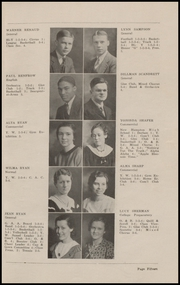 Page 17, 1934 Edition, Grinnell High School - Grinnellian Yearbook (Grinnell, IA) online yearbook collection