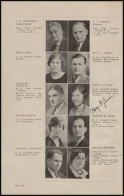 Page 8, 1934 Edition, Grinnell High School - Grinnellian Yearbook (Grinnell, IA) online yearbook collection