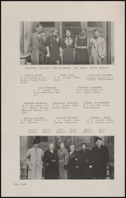 Page 10, 1938 Edition, Grinnell High School - Grinnellian Yearbook (Grinnell, IA) online yearbook collection
