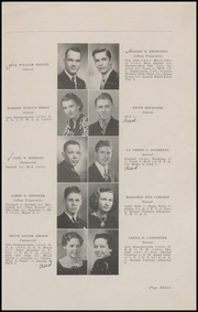 Page 13, 1938 Edition, Grinnell High School - Grinnellian Yearbook (Grinnell, IA) online yearbook collection