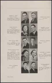 Page 14, 1938 Edition, Grinnell High School - Grinnellian Yearbook (Grinnell, IA) online yearbook collection
