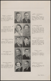 Page 15, 1938 Edition, Grinnell High School - Grinnellian Yearbook (Grinnell, IA) online yearbook collection