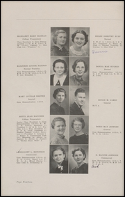 Page 16, 1938 Edition, Grinnell High School - Grinnellian Yearbook (Grinnell, IA) online yearbook collection