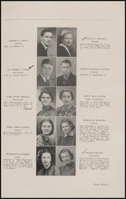 Page 17, 1938 Edition, Grinnell High School - Grinnellian Yearbook (Grinnell, IA) online yearbook collection