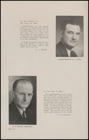 Page 8, 1938 Edition, Grinnell High School - Grinnellian Yearbook (Grinnell, IA) online yearbook collection