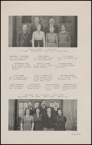 Page 9, 1938 Edition, Grinnell High School - Grinnellian Yearbook (Grinnell, IA) online yearbook collection