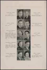 Page 10, 1939 Edition, Grinnell High School - Grinnellian Yearbook (Grinnell, IA) online yearbook collection
