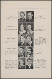 Page 11, 1939 Edition, Grinnell High School - Grinnellian Yearbook (Grinnell, IA) online yearbook collection