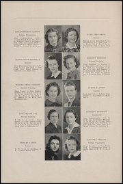 Page 12, 1939 Edition, Grinnell High School - Grinnellian Yearbook (Grinnell, IA) online yearbook collection
