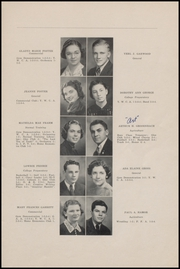 Page 13, 1939 Edition, Grinnell High School - Grinnellian Yearbook (Grinnell, IA) online yearbook collection