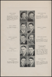 Page 14, 1939 Edition, Grinnell High School - Grinnellian Yearbook (Grinnell, IA) online yearbook collection