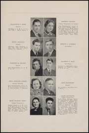 Page 15, 1939 Edition, Grinnell High School - Grinnellian Yearbook (Grinnell, IA) online yearbook collection