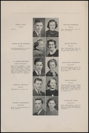 Page 16, 1939 Edition, Grinnell High School - Grinnellian Yearbook (Grinnell, IA) online yearbook collection