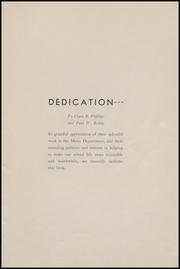 Page 5, 1939 Edition, Grinnell High School - Grinnellian Yearbook (Grinnell, IA) online yearbook collection