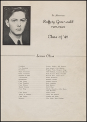 Page 11, 1941 Edition, Grinnell High School - Grinnellian Yearbook (Grinnell, IA) online yearbook collection