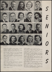 Page 12, 1941 Edition, Grinnell High School - Grinnellian Yearbook (Grinnell, IA) online yearbook collection