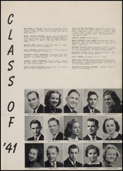 Page 17, 1941 Edition, Grinnell High School - Grinnellian Yearbook (Grinnell, IA) online yearbook collection