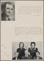 Page 7, 1941 Edition, Grinnell High School - Grinnellian Yearbook (Grinnell, IA) online yearbook collection