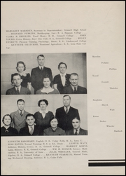 Page 8, 1941 Edition, Grinnell High School - Grinnellian Yearbook (Grinnell, IA) online yearbook collection