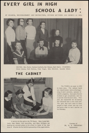 Page 16, 1955 Edition, Grinnell High School - Grinnellian Yearbook (Grinnell, IA) online yearbook collection