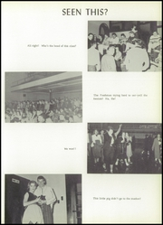 Page 15, 1959 Edition, Grinnell High School - Grinnellian Yearbook (Grinnell, IA) online yearbook collection