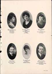 Page 15, 1921 Edition, Storm Lake High School - Breeze Yearbook (Storm Lake, IA) online yearbook collection