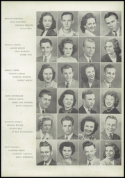 Page 13, 1947 Edition, Storm Lake High School - Breeze Yearbook (Storm Lake, IA) online yearbook collection