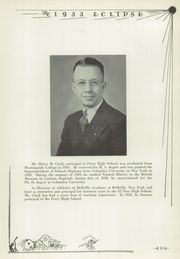 Page 15, 1933 Edition, Perry High School - Eclipse Yearbook (Perry, IA) online yearbook collection