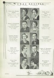 Page 16, 1933 Edition, Perry High School - Eclipse Yearbook (Perry, IA) online yearbook collection