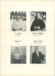 Page 10, 1955 Edition, Clear Lake Community High School - Lions Tale Yearbook (Clear Lake, IA) online yearbook collection