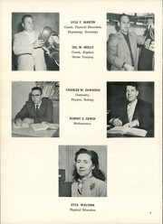Page 12, 1955 Edition, Clear Lake Community High School - Lions Tale Yearbook (Clear Lake, IA) online yearbook collection