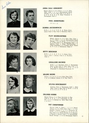 Page 16, 1955 Edition, Clear Lake Community High School - Lions Tale Yearbook (Clear Lake, IA) online yearbook collection