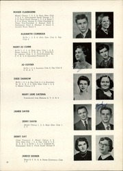 Page 17, 1955 Edition, Clear Lake Community High School - Lions Tale Yearbook (Clear Lake, IA) online yearbook collection