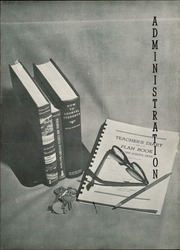 Page 7, 1955 Edition, Clear Lake Community High School - Lions Tale Yearbook (Clear Lake, IA) online yearbook collection