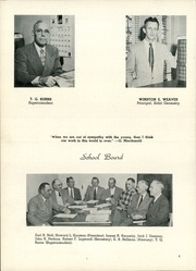 Page 8, 1955 Edition, Clear Lake Community High School - Lions Tale Yearbook (Clear Lake, IA) online yearbook collection