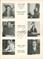 Page 9, 1955 Edition, Clear Lake Community High School - Lions Tale Yearbook (Clear Lake, IA) online yearbook collection