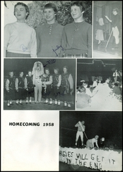 Page 13, 1959 Edition, Clear Lake Community High School - Lions Tale Yearbook (Clear Lake, IA) online yearbook collection