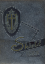 1955 Edition, Bishop Heelan Catholic High School - Shield Yearbook (Sioux City, IA)