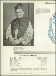 Page 10, 1956 Edition, Bishop Heelan Catholic High School - Shield Yearbook (Sioux City, IA) online yearbook collection