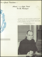 Page 11, 1956 Edition, Bishop Heelan Catholic High School - Shield Yearbook (Sioux City, IA) online yearbook collection