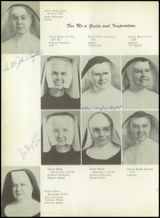 Page 14, 1956 Edition, Bishop Heelan Catholic High School - Shield Yearbook (Sioux City, IA) online yearbook collection