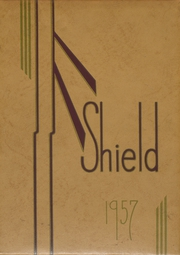 1957 Edition, Bishop Heelan Catholic High School - Shield Yearbook (Sioux City, IA)