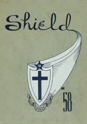 1958 Edition, Bishop Heelan Catholic High School - Shield Yearbook (Sioux City, IA)