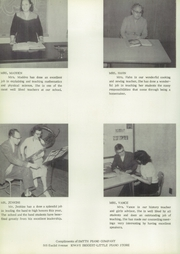 Page 10, 1958 Edition, Saydel High School - Eagle Yearbook (Des Moines, IA) online yearbook collection