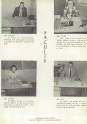 Page 11, 1958 Edition, Saydel High School - Eagle Yearbook (Des Moines, IA) online yearbook collection