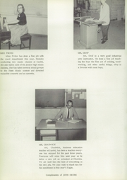 Page 12, 1958 Edition, Saydel High School - Eagle Yearbook (Des Moines, IA) online yearbook collection