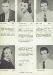 Page 14, 1958 Edition, Saydel High School - Eagle Yearbook (Des Moines, IA) online yearbook collection