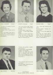 Page 16, 1958 Edition, Saydel High School - Eagle Yearbook (Des Moines, IA) online yearbook collection